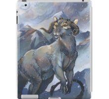 tauntaun - monarch of hoth iPad Case/Skin