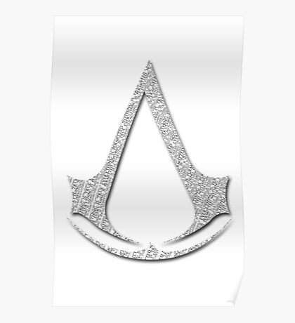 Assassins Creed Logo Poster