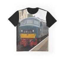 British Rail D182 at Wansford Graphic T-Shirt