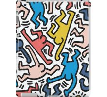 Haring Homage : Outback Sky iPad Case/Skin