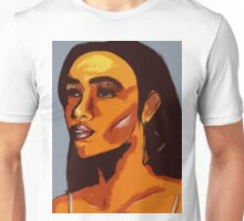 Melanin (Abstract) Unisex T-Shirt
