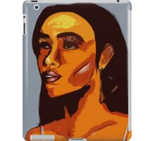 Melanin (Abstract) iPad Case/Skin
