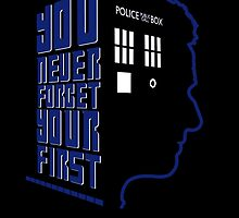 You Never Forget Your First - Doctor Who 12 Peter Capaldi by JadBean