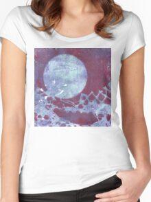 Ocean 20 Women's Fitted Scoop T-Shirt