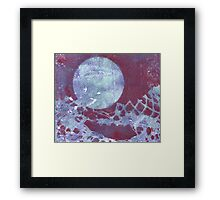 Ocean 20 Framed Print