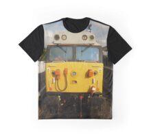 British Rail 50008 'Thunderer' at Wansford Graphic T-Shirt