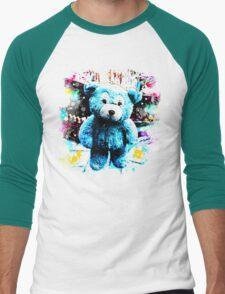 Archibald has a wash Men's Baseball ¾ T-Shirt