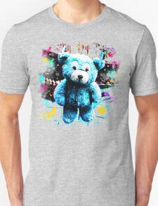 Archibald has a wash T-Shirt
