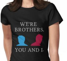 Mutant Brothers Womens Fitted T-Shirt