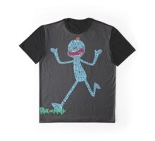 Rick and Morty - Mr. Meekseeks Graphic T-Shirt