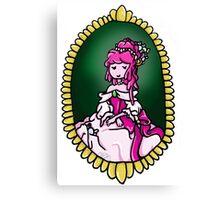AT-Princess Bubblegum Canvas Print