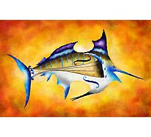 Marlinissos V1 - violinfish Photographic Print