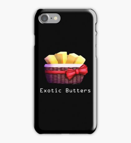 I Almost Died To Killer Animatronics, But The Gift Basket Was Worth It iPhone Case/Skin