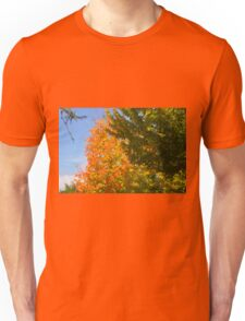 First Autumn Smile Unisex T-Shirt