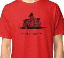 American Horror Story My Roanoke Nightmare Return to Three Days In Hell 3 Classic T-Shirt