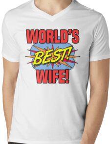 World's Best Wife Mens V-Neck T-Shirt