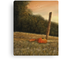 October in the South... prints Canvas Print