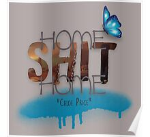 Home Shit Home - Chloe Price - Life is Strange Poster