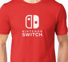 Nintendo Switch (white) Unisex T-Shirt