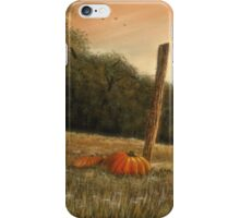 October in the South iPhone Case/Skin