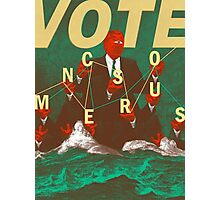 Vote Photographic Print