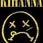 Grunge Rihanna by typeo