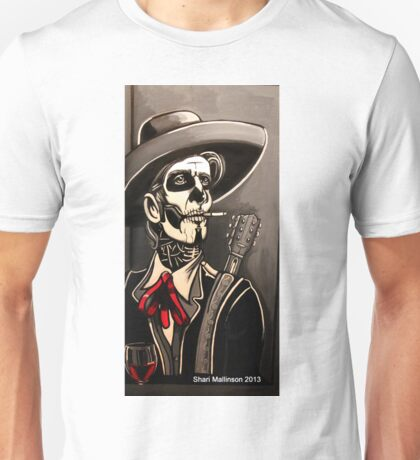Red Mariachi Unisex T-Shirt