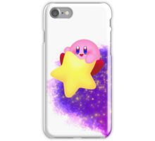 Space Kirby iPhone Case/Skin