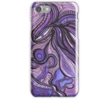 Classical Pisces Transmission iPhone Case/Skin