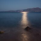Moonlit Stones in Kritoplatia Bay by Kasia-D
