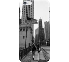 Chicago Stroll - Chicago USA iPhone Case/Skin