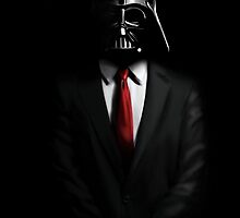 GQ Mr. Vader by AaronsSketchPad