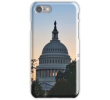 Washington DC #28 iPhone Case/Skin