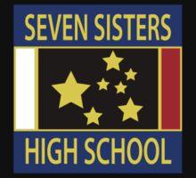 Seven Sisters Emblem T-Shirt