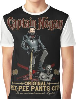 Negan Rum Graphic T-Shirt