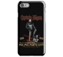 Negan Rum iPhone Case/Skin