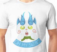 Oh My Swirls! Komasan Unisex T-Shirt