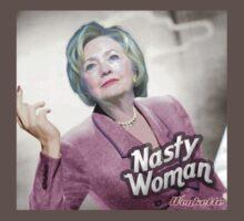 Nasty Woman One Piece - Short Sleeve