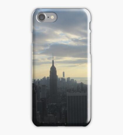 Empire State Building photography iPhone Case/Skin