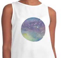 Slice of Star Space Contrast Tank