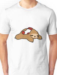 Sock Sloth Unisex T-Shirt