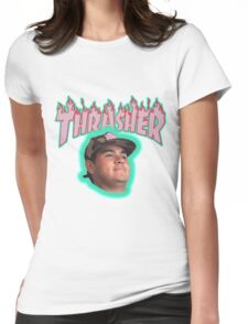 Thrasher Pablo Womens Fitted T-Shirt