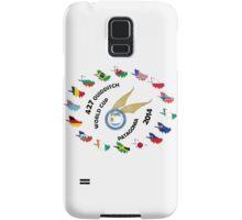 2014 Quidditch World Cup Samsung Galaxy Case/Skin