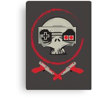 NES CLAN Canvas Print