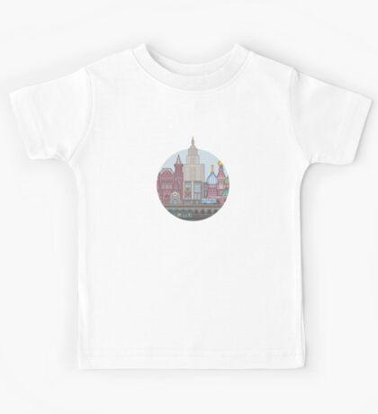 Moscow Kids Tee