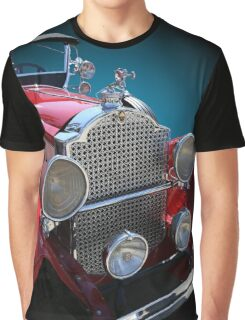 Packard Model 640 Touring Car - 1929 Graphic T-Shirt