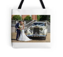 Our Eldest Daughter's Wedding Day  Tote Bag