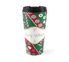 Merry Whatever - Old Fashioned Candies Travel Mug