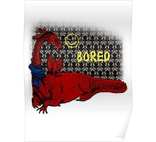 Reluctand Smaug Poster