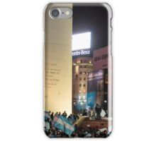 Argentina is in the Final 2 iPhone Case/Skin